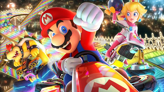 Mario Kart Coming to Mobile Phones