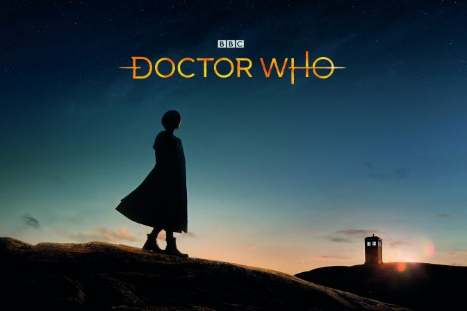 BBC Reveals New Doctor Who Logo