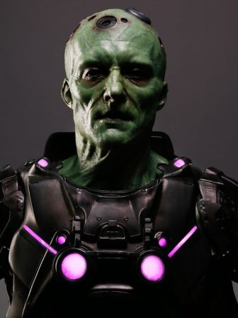 New Krypton Trailer Reveals SYFY's Brainiac
