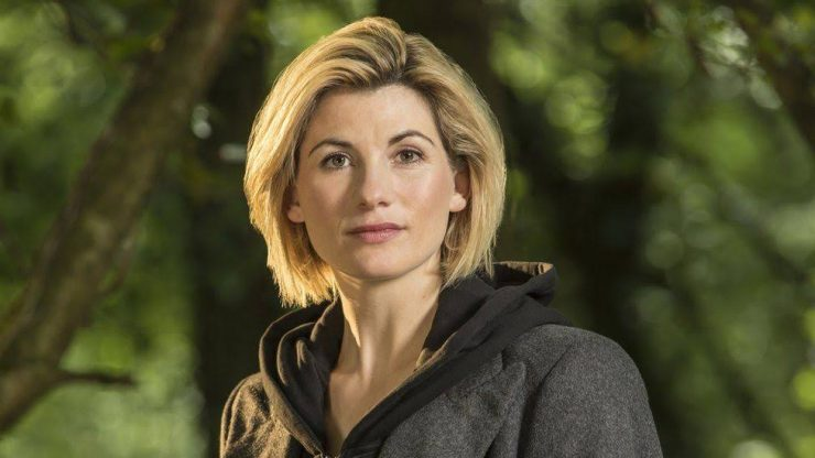New Doctor Who Comics to Star 13th Doctor