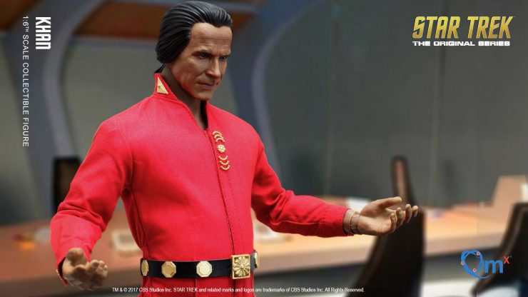 Khan Sixth Scale Figure