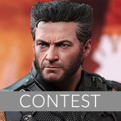 Hot Toys Wolverine Sixth Scale Figure Giveaway