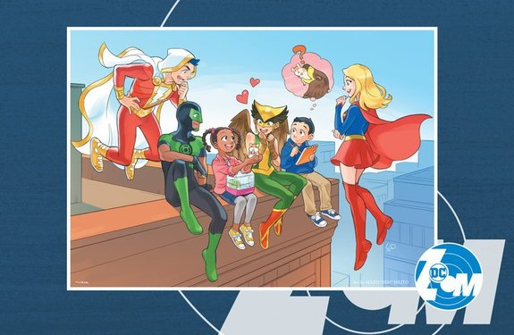 DC Launches Younger-Age Imprints