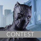 Hot Toys Black Panther Figure Giveaway