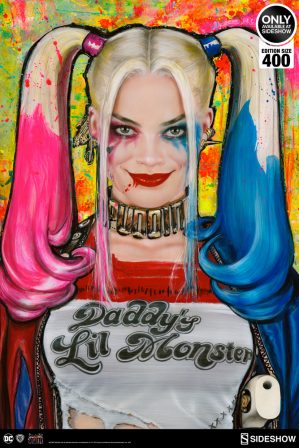 Harley Quinn: Daddy's Lil Monster