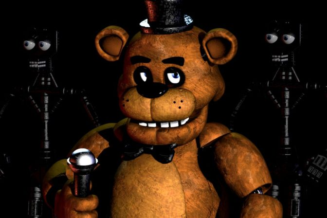 Five Nights At Freddy's Movie Gets Director