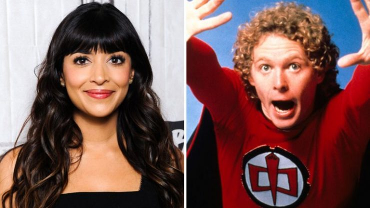 Hannah Simone Cast in The Greatest American Hero Reboot
