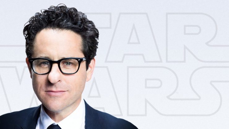 J.J. Abrams Confirms Star Wars Episode IX Script