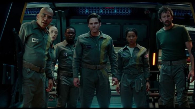 Cloverfield Paradox Releases on Netflix