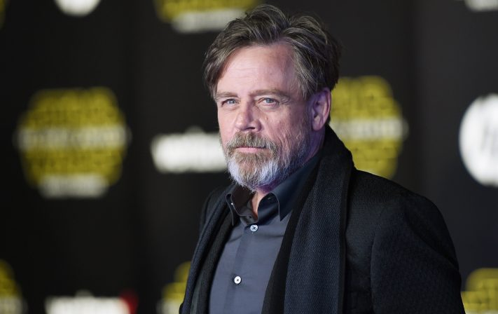 Mark Hamill to Receive Star on Walk of Fame