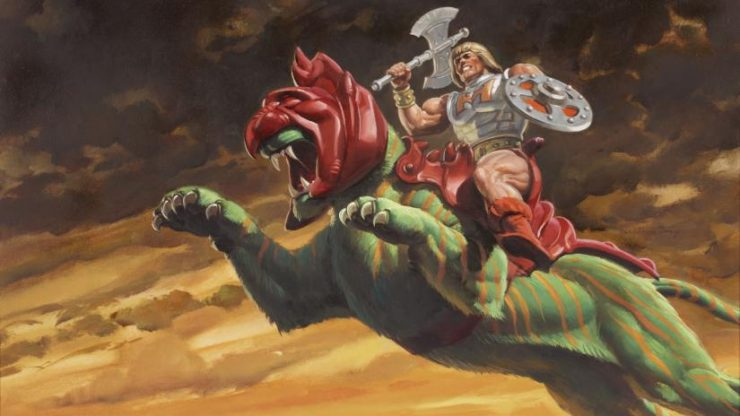 Masters of the Universe Needs New Director