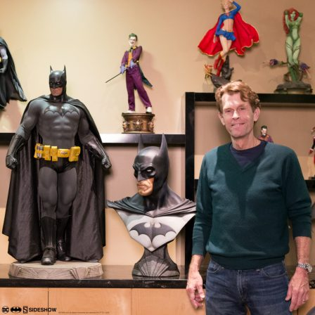 Kevin Conroy Visits Sideshow HQ and Sideshow Live!