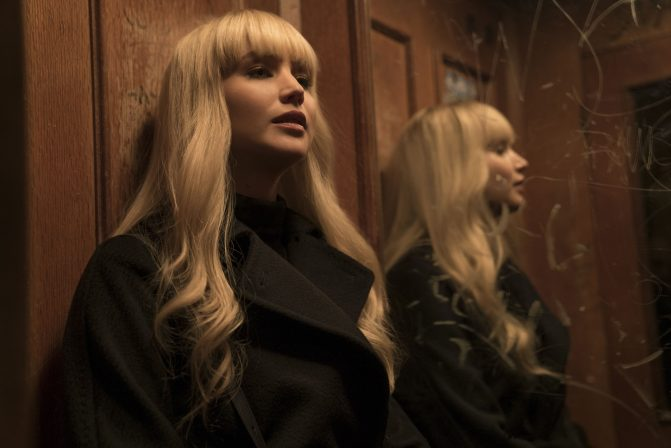 Red Sparrow Movie Trailer and More