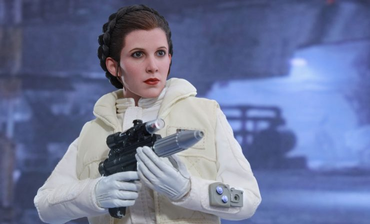 Unboxing the Princess Leia Sixth Scale Figure by Hot Toys on Sideshow Live