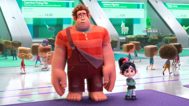 Wreck It Ralph 2 Teaser Trailer