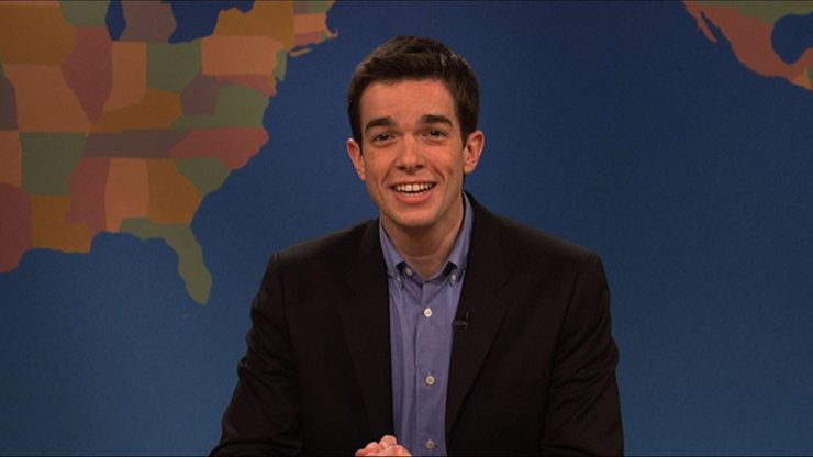 John Mulaney and Chadwick Boseman to Host SNL in April