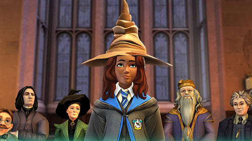 Harry Potter: Hogwarts Mystery Gameplay Trailer