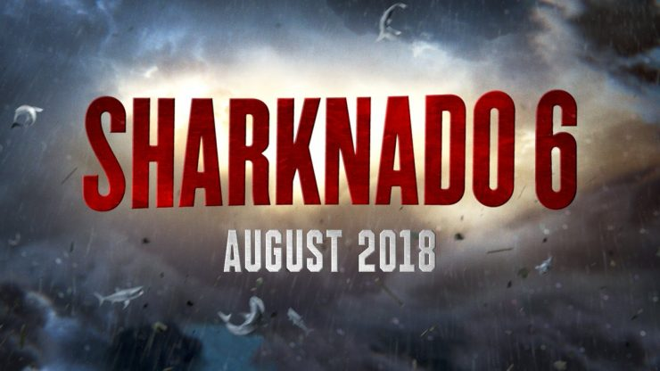 Syfy to End Sharknado Series with 6th Film