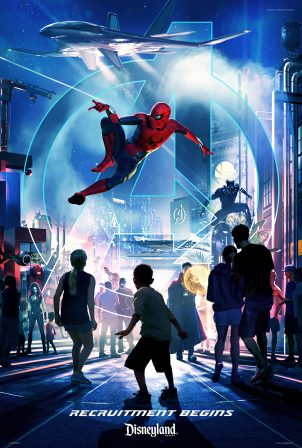 Marvel Attractions Coming to Disney Parks in 2020