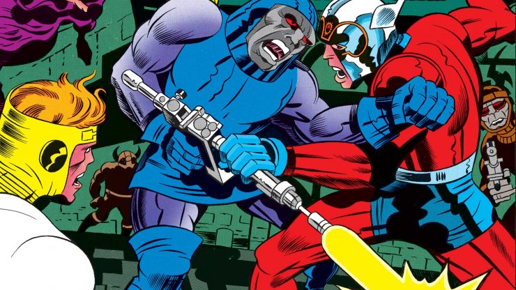 Ava DuVernay to Direct the New Gods for DC and WB