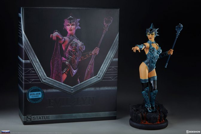 Evil-Lyn has arrived to conquer all of Eternia!