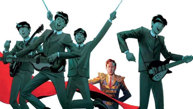 The Fifth Beatle Optioned for Television