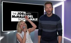 Coming to Netflix in April- The Joel McHale Show
