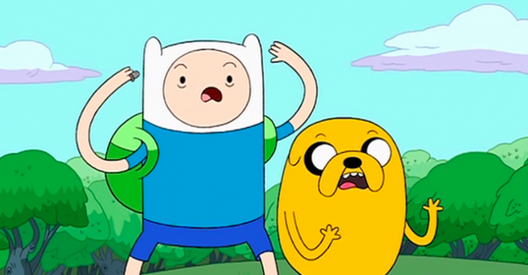 Adventure Time Series Finale Coming Soon