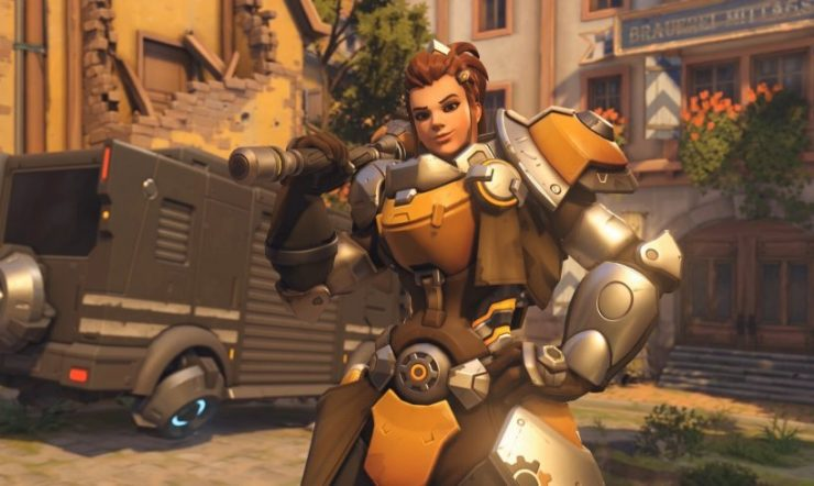 Overwatch Brigitte Goes Playable Next Week