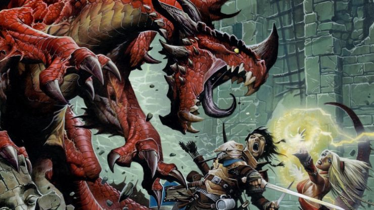 Paizo Announces Second Edition of Pathfinder Tabletop Game