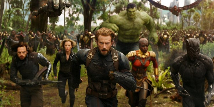 Marvel Studios Moves Infinity War Release Date Into April