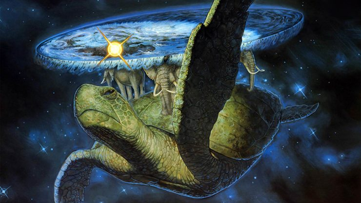 BBC Developing Discworld TV Series