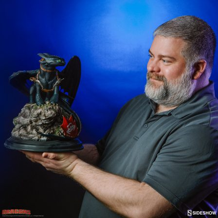 How To Train Your Dragon Writer/Director Dean DeBlois Visits Sideshow HQ!
