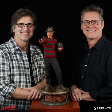 Freddy Krueger Meets His Makers with Kevin and Jeff Yagher at Sideshow HQ!