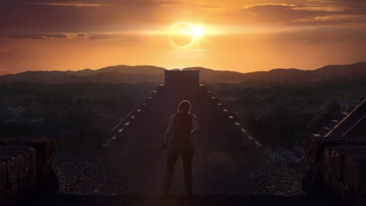 Square Enix Announces Shadow of the Tomb Raider