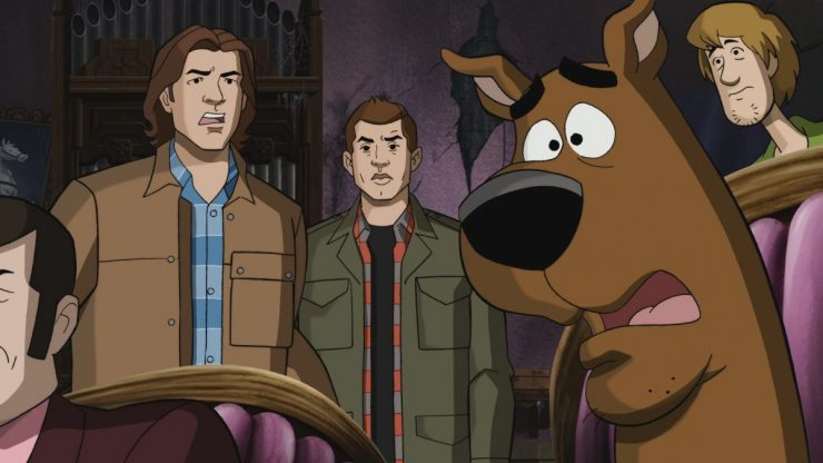 Scoobynatural Crossover Coming to the CW