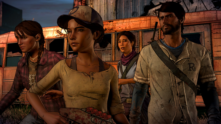 Telltale Games Announces Final Walking Dead Game