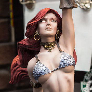 Exclusive Red Sonja