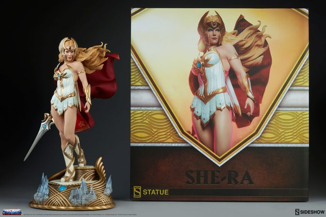 Check out the new production photos of She-Ra!