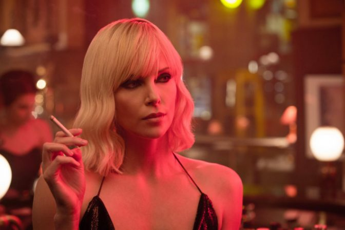 Charlize Theron Confirms Atomic Blonde 2
