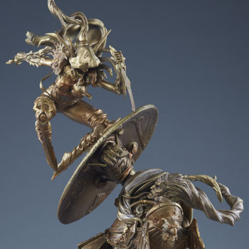 World of Warcraft Faux-Bronze