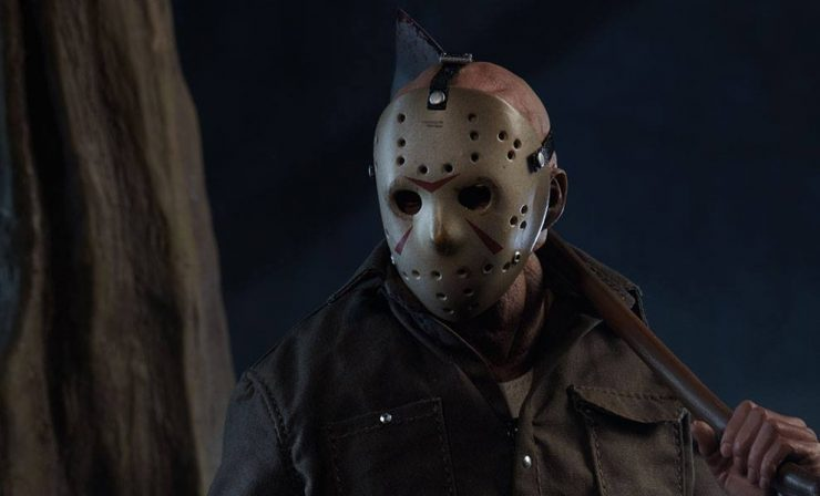 Celebrate Friday the 13th with a Jason Giveaway from Sideshow on Facebook