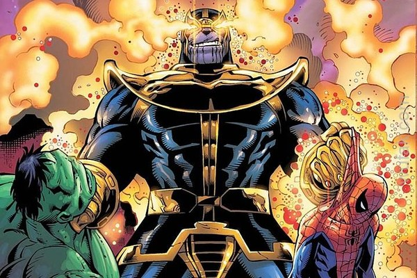 The Top 10 Thanos Appearances- Geek Culture Countdown Podcast!