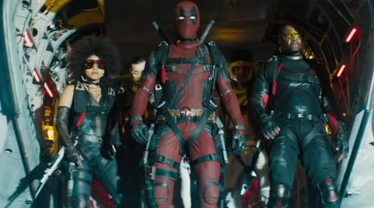 Deadpool 2 Final Trailer Assembles X-Force