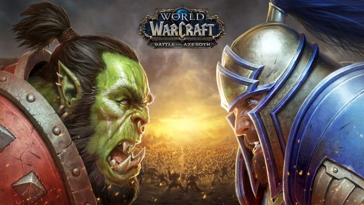 World of Warcraft: Battle For Azeroth Gets Launch Date