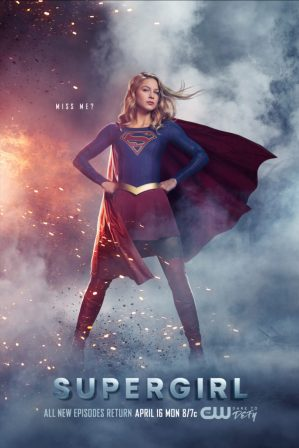 Supergirl Sets Season 3 Finale Date