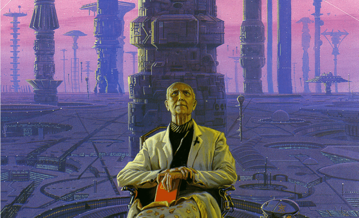 Isaac Asimov's Foundation to be Adapted for Television
