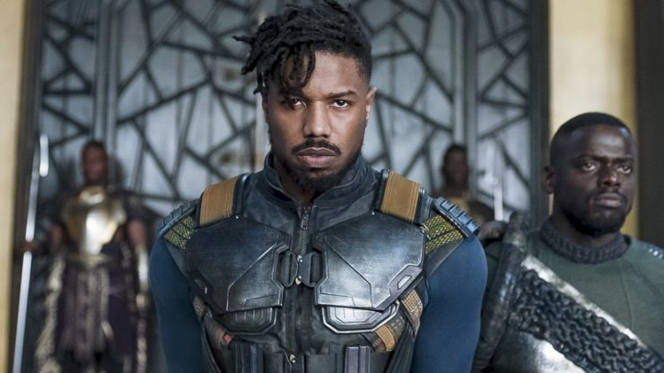 Black Panther Earns Two New Box Office Records