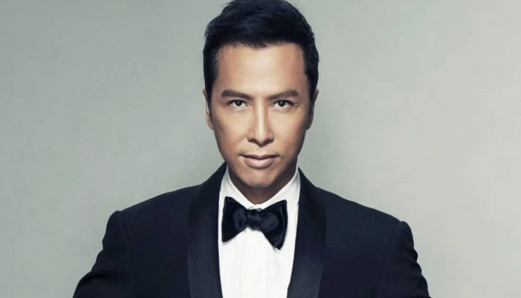 Donnie Yen Joins Live Action Mulan