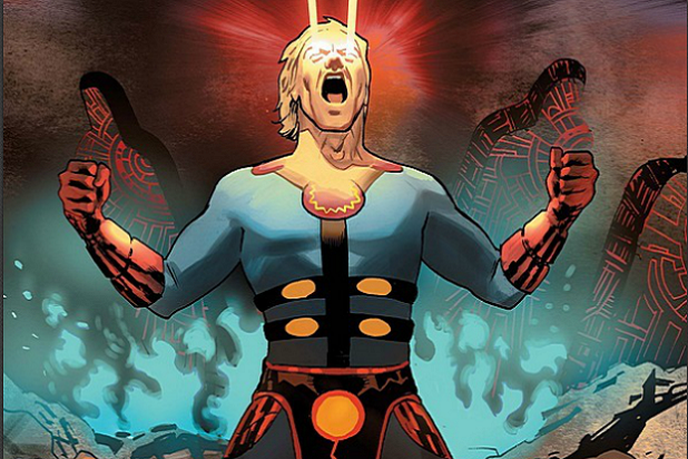 Marvel Potentially Developing Eternals Film